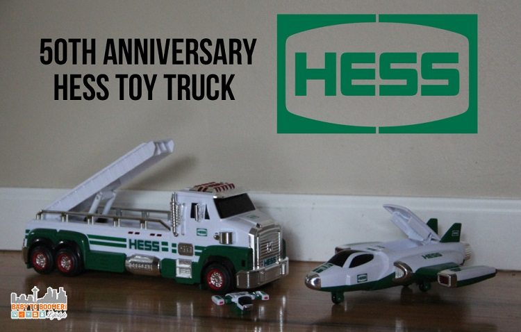 50th Anniversary Hess Toy Truck #ad