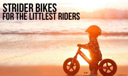 Strider Bike: 2-Wheels for the Littlest Riders