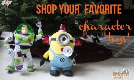 Thinkway Toys for the Holidays – Shop Your Favorite Characters