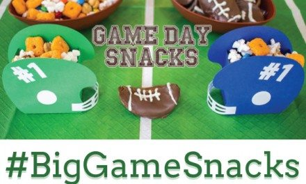 RSVP for the #BigGameSnacks Twitter Party 1/30 3pm ET