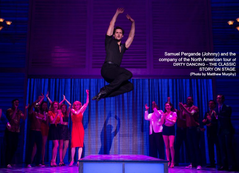 Dirty Dancing NA Tour - Seattle Paramount ad