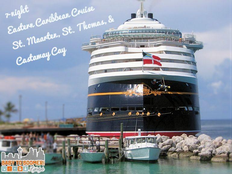 Disney Wonder Eastern Caribbean Cruise - ad