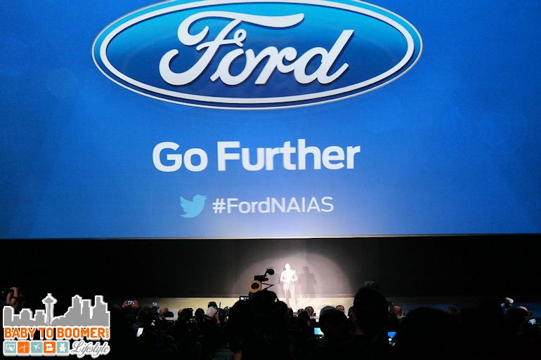 Ford Focuses on Performance Vehicles for 2015 #FordNAIAS ad