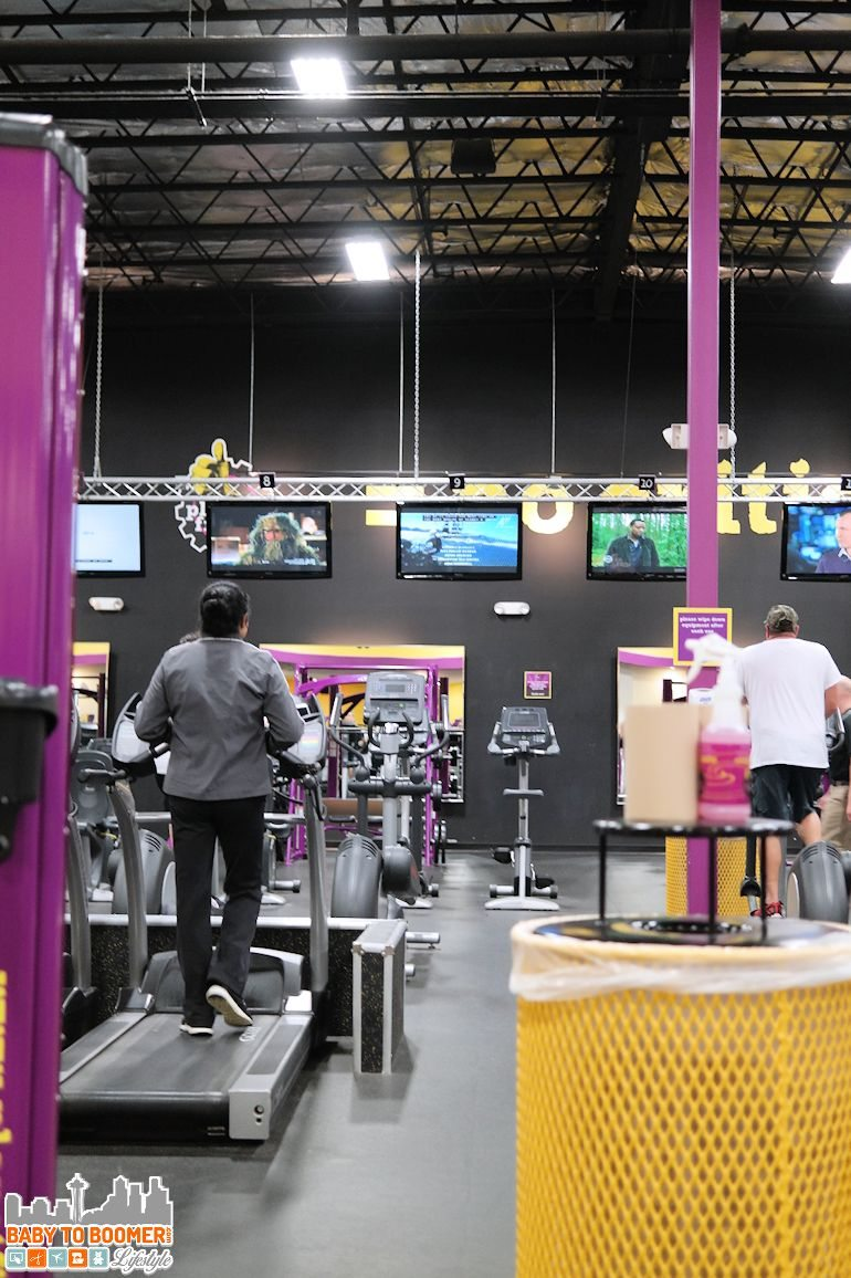 Planet Fitness Club - Truly a Judgment free place for all ages - #PlanetFitness #IC ad