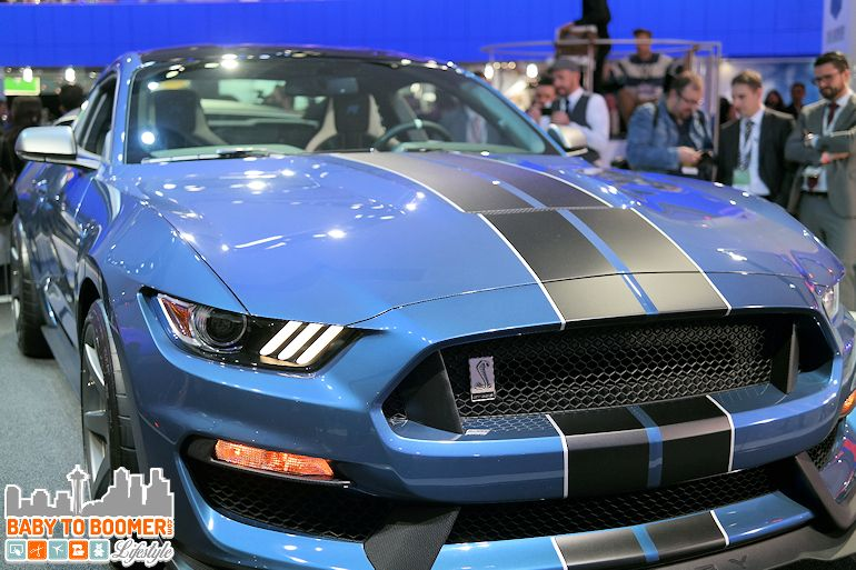 2015 Ford Shelby GT 350 - ad