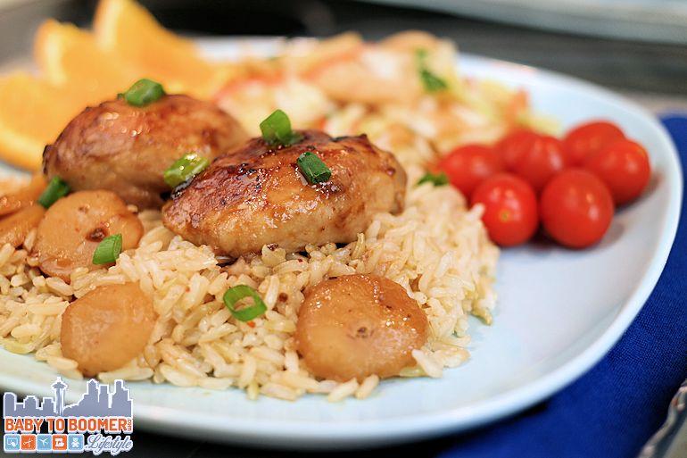 Sesame Chicken Stir-Fry Skillet Sauce by McCormick - ad #McCormickSkilletSauce