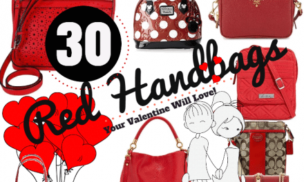 Red Handbags and Purses – 30 Styles We Love