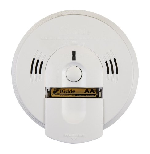 Power Outage Safety and Supplies - Be Ready! Talking Smoke Detector