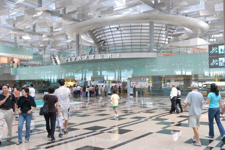 Travel Singapore - Changi Airport