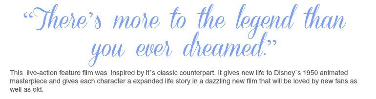 Cinderella 2015 Live Action Movie Quote