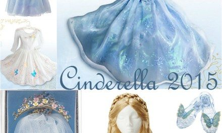 Cinderella 2015 Movie Costumes: Dresses, Shoes & Jewelry Updated for 2016!