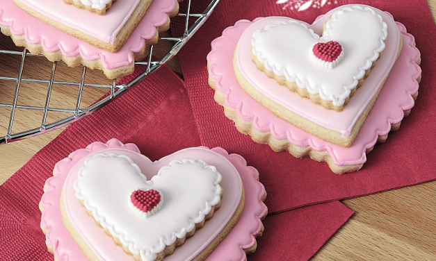 Cookie Decorating Ideas For Your Valentine Gifts