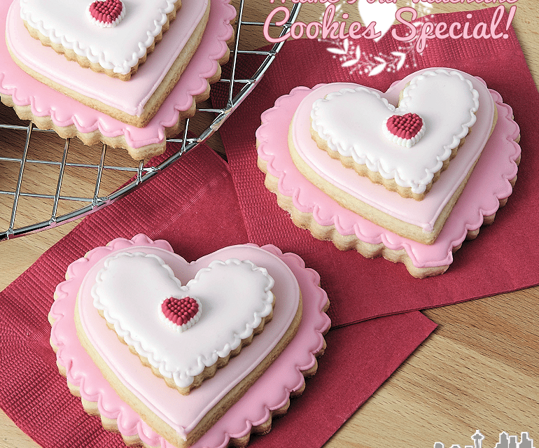 Cookie Decorating Ideas For Valentine's Day