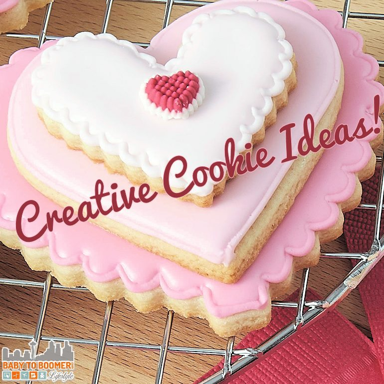Creative valentine cookie designs you can do - Cookie Decorating Ideas For Your Valentine Gifts