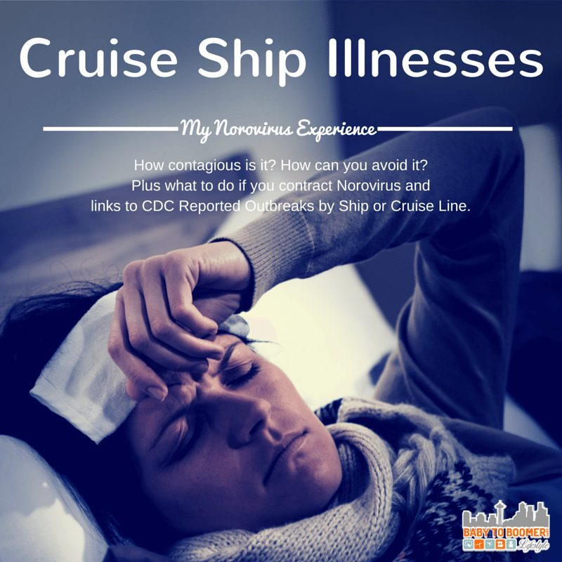 Cruise Ship Illnesses My Norovirus Experience - Cruise ship norovirus