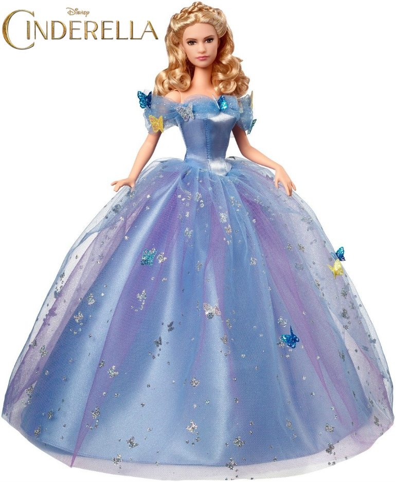 Film cinderella 2015 cinderella barbie 2015 movie dolls released