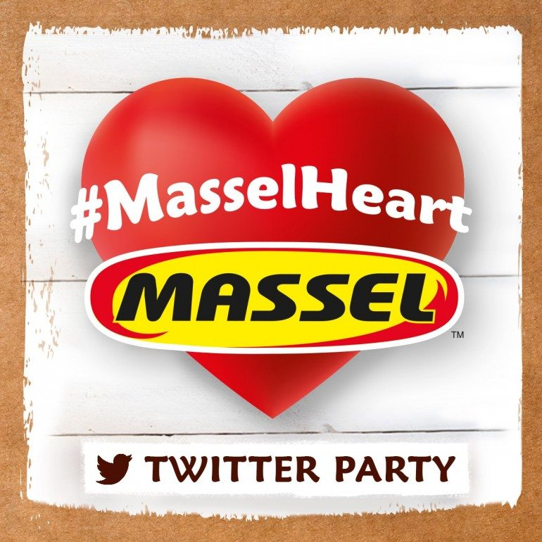 Massel Twitter Party - ad