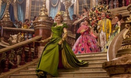 Cinderella Movie 2015: First Impressions & Trailer