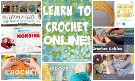Craftsy Crochet Classes – Learn Online At Your Own Pace