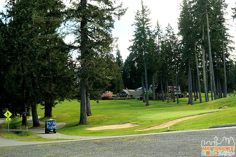 Alderbrook Golf Course - Union, WA  #MyGrouponGetaway ad