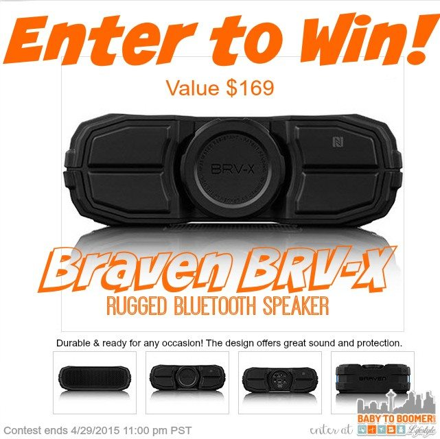 Braven BRV-X – Spring Break is Better with AT&T!