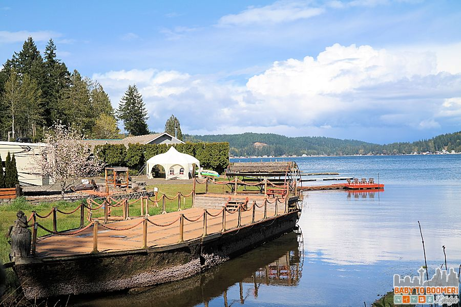 Groupon Getaways: Our Pet-Friendly Trip to Robin Hood Village Resort