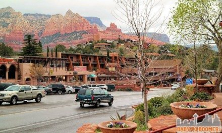 Sedona AZ: Friendly People, Breathtaking Views, Fine Food, and Art