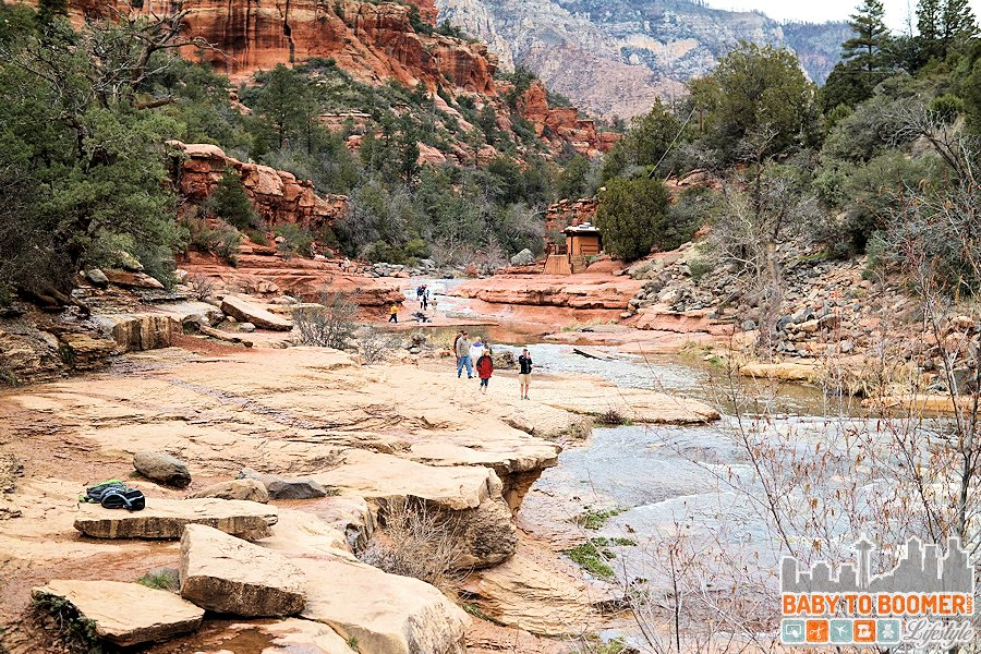 Sliding Rock State Park, Arizona - #MyGrouponGetaway ad