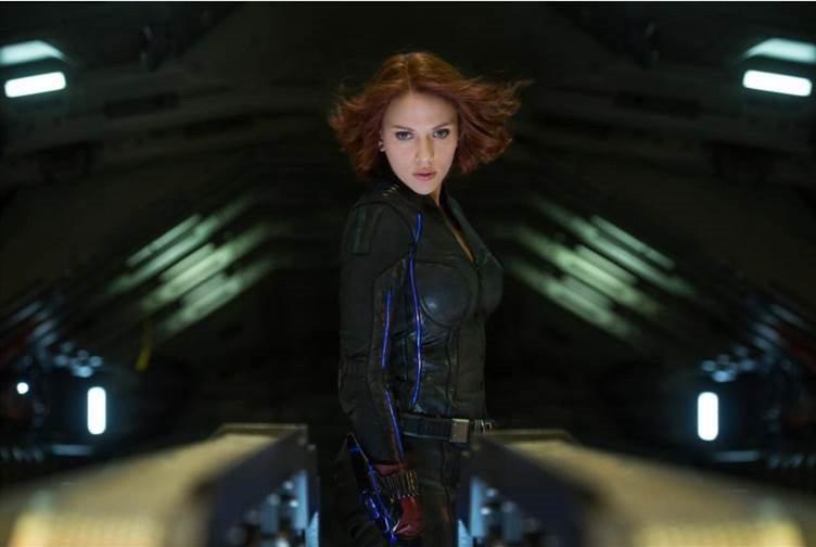 Marvel's AVENGERS: AGE OF ULTRON Black Widow Featurettes