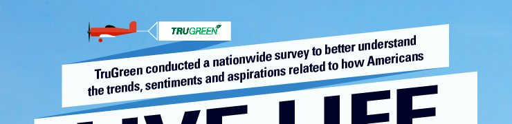 TruGreen LiveLifeOutside Infographic topper