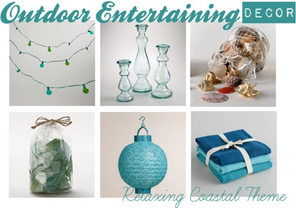 Outdoor Entertaining - Decor