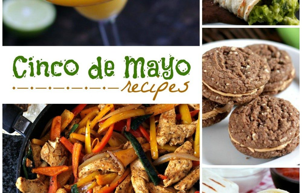 13 Recipes to Make to Celebrate Cinco de Mayo