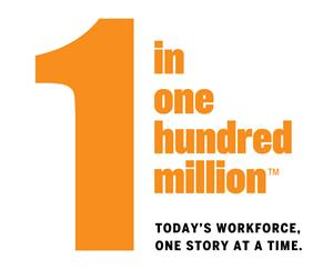 1 in One Hundred Million - Videos about everyday heroes #WorkforceStories  #1in100MM #spon