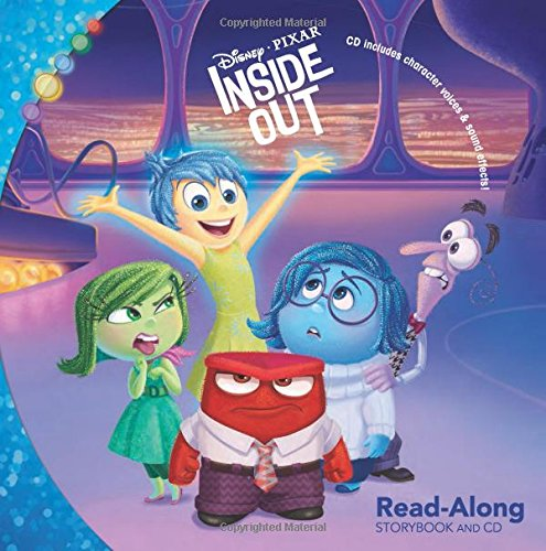 Disney | Pixar Inside Out Read-Along Storybook and CD