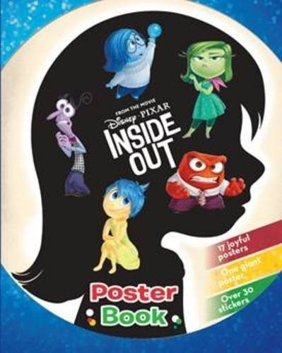 Disney | Pixar Inside Out Poster Book