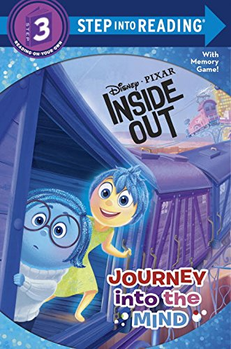 Disney | Pixar Inside Out - Journey into the Mind (Step into Reading)