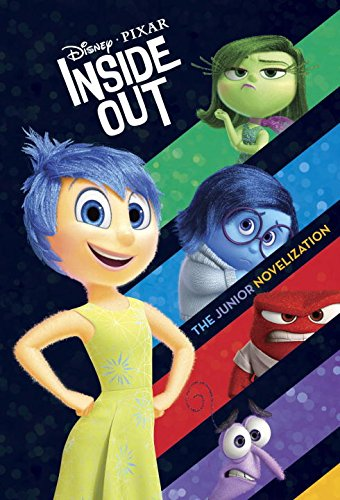 Inside Out Junior Novelization (Disney/Pixar Inside Out)