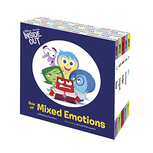 Inside Out Box of Mixed Emotions Boxed Set of Books