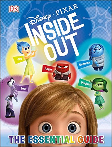 Disney|Pixar Inside Out: The Essential Guide (Dk)
