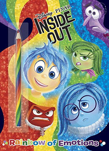 Disney | Pixar Rainbow of Emotions (includes a Rainbow Pencil)