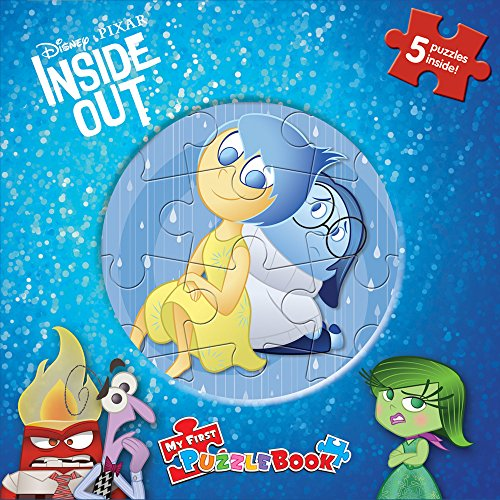 Disney | Pixar INSIDE OUT - My First Puzzle Book