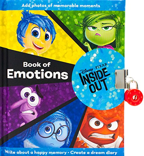 Disney | Pixar INSIDE OUT (Book of Secrets Diary)