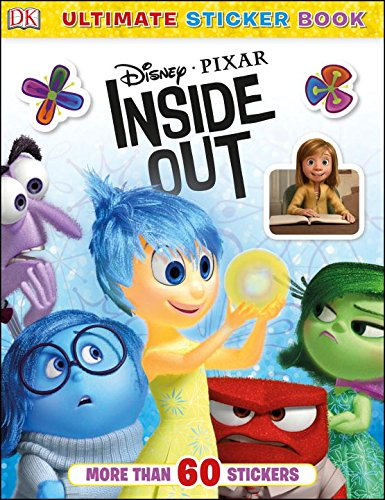 Ultimate Sticker Book: Disney | Pixar Inside Out Stickers