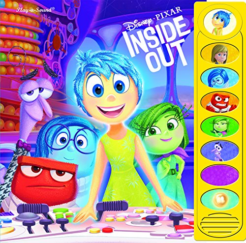 Disney | Pixar INSIDE OUT : Play-a-Sound® Book