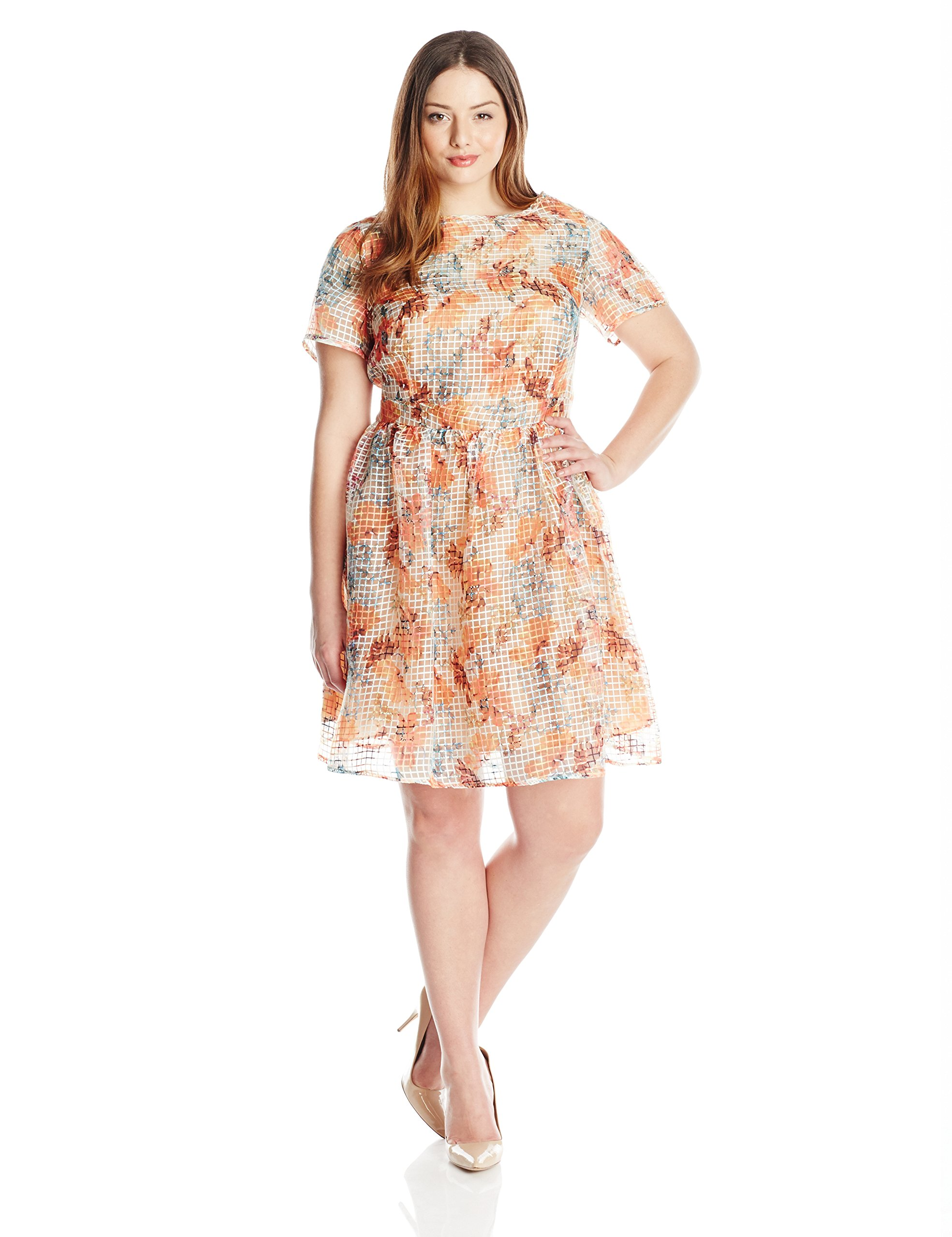 Spring 2015 Plus Size Dresses: Top 20 Florals - Baby to ...