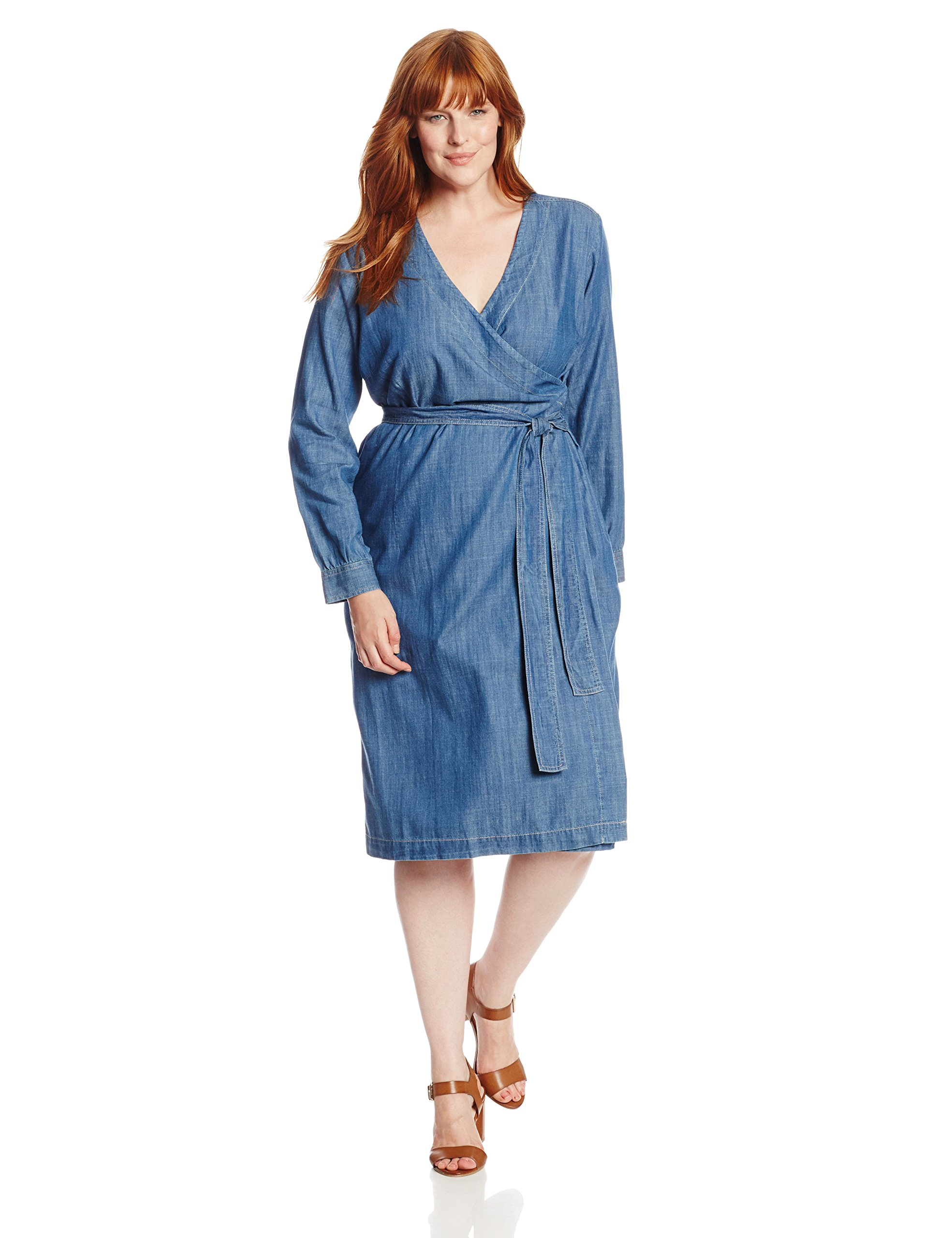 Plus Size Clothing Spring 2015 Trends - Denim!