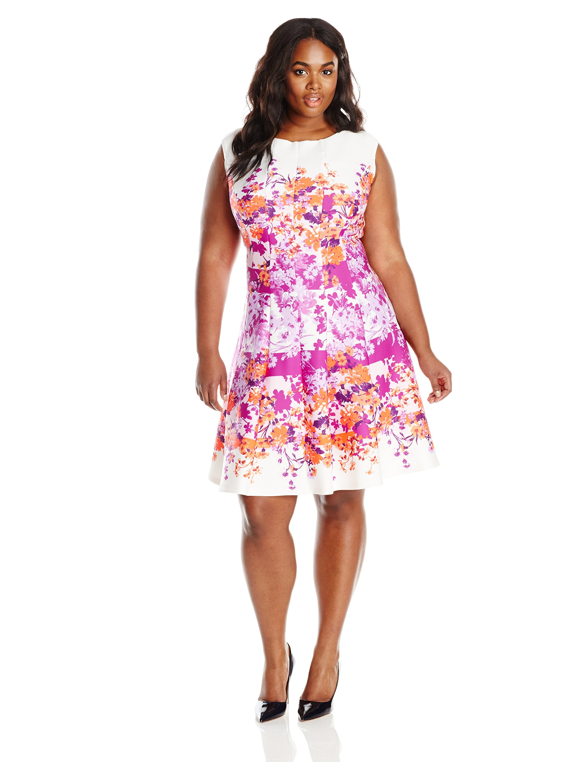 21024042b81 Spring 2015 Plus Size Dresses  Top 20 Florals - Baby to Boomer Lifestyle