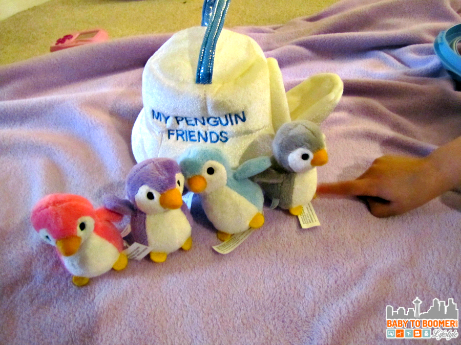 Aurora World Creates Fun Toys for Children of All  Ages  - Baby Talk My Penguin Friends