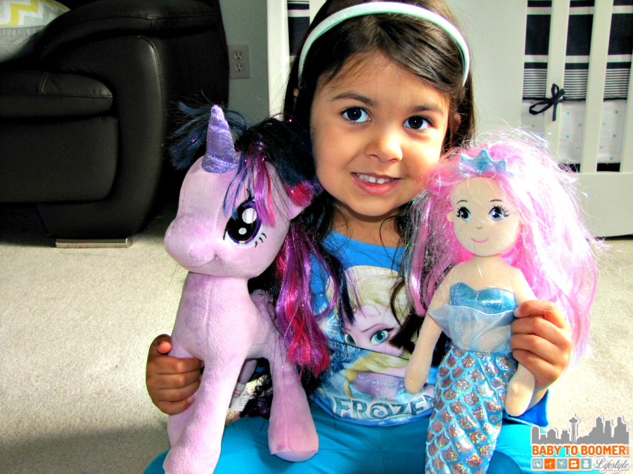 Aurora World Creates Fun Toys for Children of All  Ages - My Little Pony and Crystal Mermaid ad