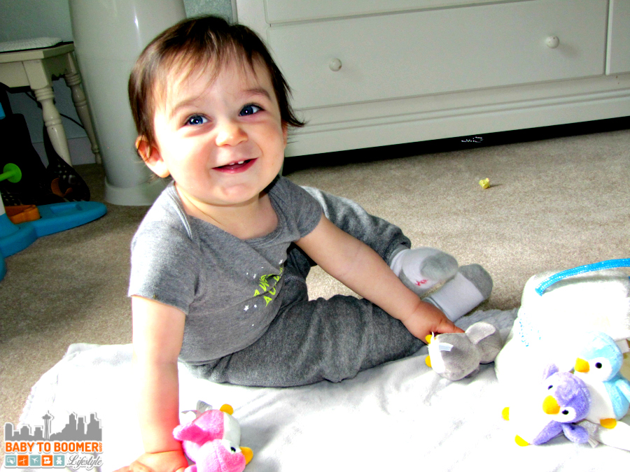 Aurora World Creates Fun Toys for Children of All  Ages - Baby Talk for infants and toddlers ad